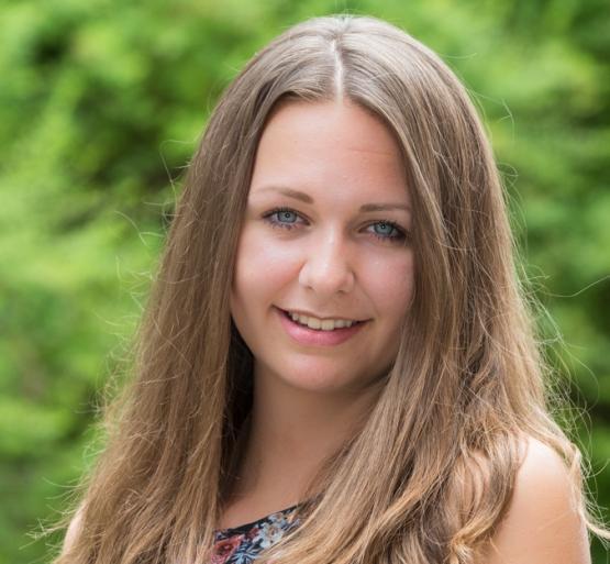 Sara Lohrenscheit absolvierte ihr Praktikum bei der WEMAG