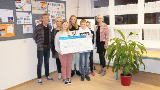 Spendeneinnahmen unterstützen Schulkinotage