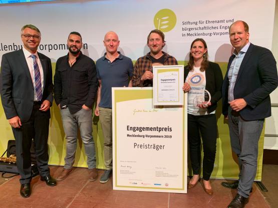 Engagementpreis Mecklenburg Vorpommern