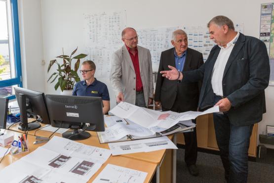 WEMACOM versorgt ersten Geschäftskunden mit Breitband