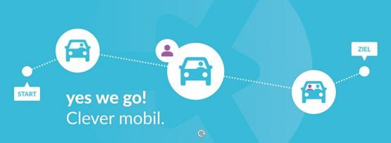 yes we go! Clever mobil!