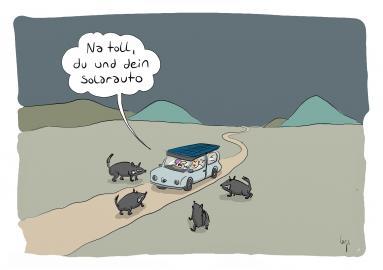 Unter Strom Das Cartoon Buch Von Der Wemag