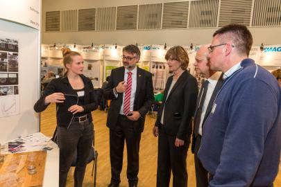 Jugend forscht 2018 in Mecklenburg-Vorpommern