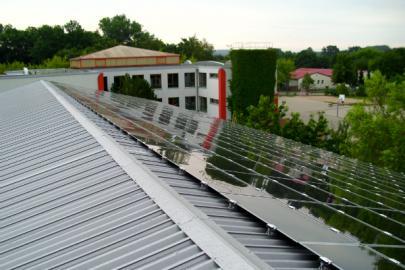 Solaranlage in Brüsewitz