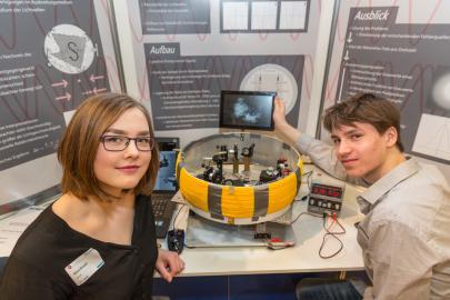 Jugend forscht 2018 Physik