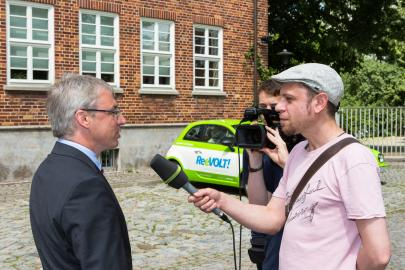 Interview mit dem WEMAG-Vorstand Thomas Pätzold