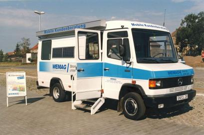WEMAG Infomobil 1995