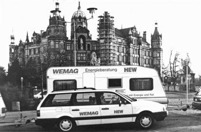 WEMAG Infomobil von 1991