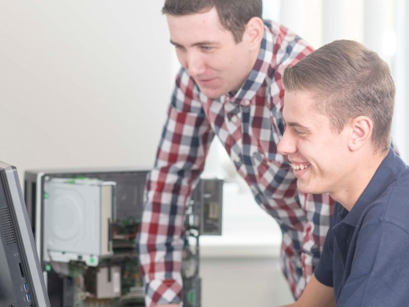 Ausbildung zur/zum Fachinformatiker/in für Systemintegration