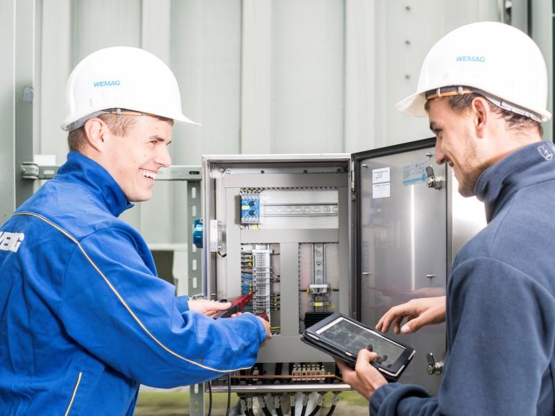 Ausbildung zur/zum Elektroniker für Betriebstechnik
