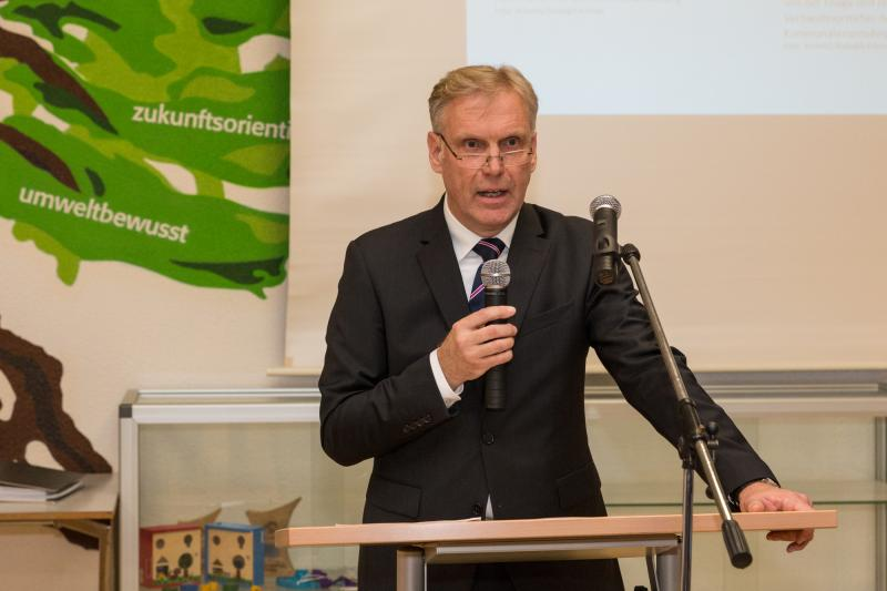 Michael Ankermann, Verbandsvorsteher des KAV