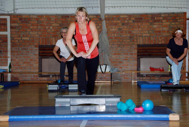 Abteilung Gymnastik beim TSV Bützow