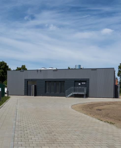 WEMAG-Batteriespeicher Schwerin-Lankow