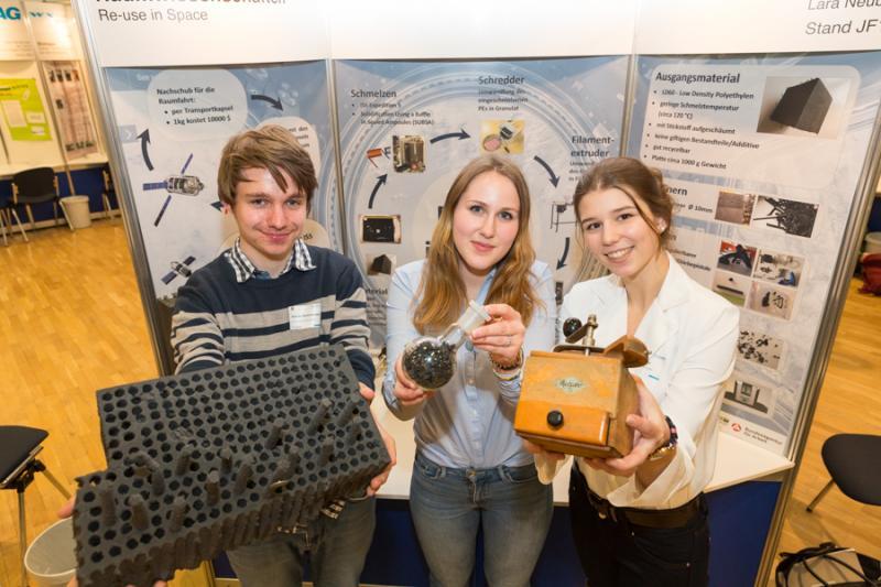 Jugend Forscht: Sieger aus MV