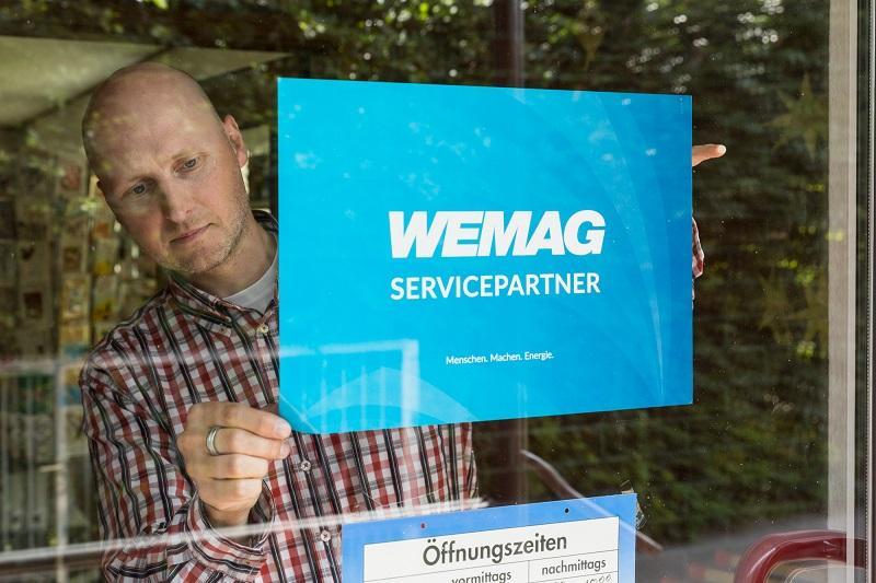 Das WEMAG Servicepartner-Netz wächst weiter.