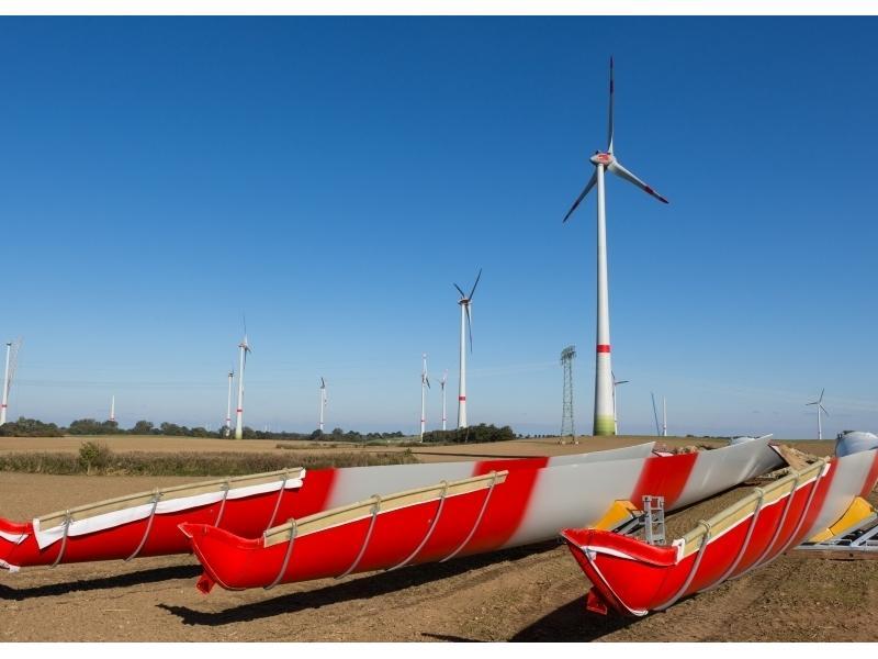 Windpark Kurzen-Trechow