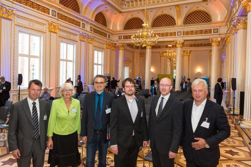 EUROSOLAR-Konferenz im Neustädtischen Palais Schwerin