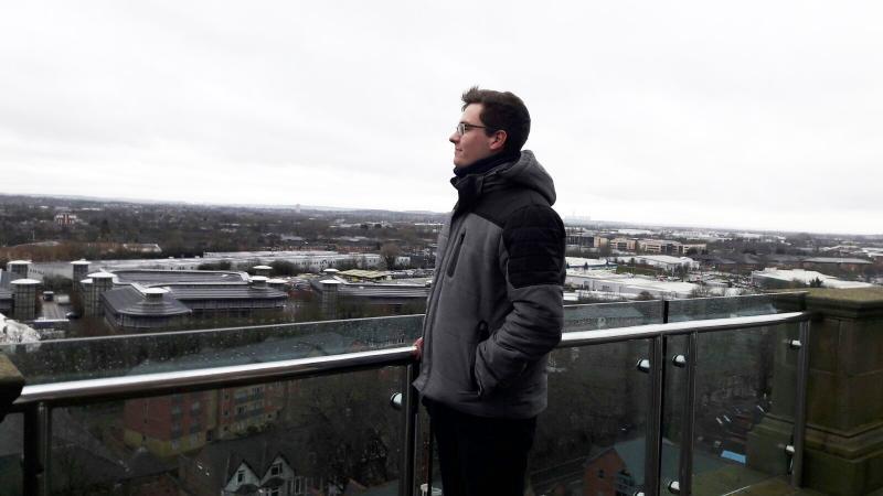 Viele neue Eindrücke warteten auf Tom Mathy während seines Auslandssemesters.