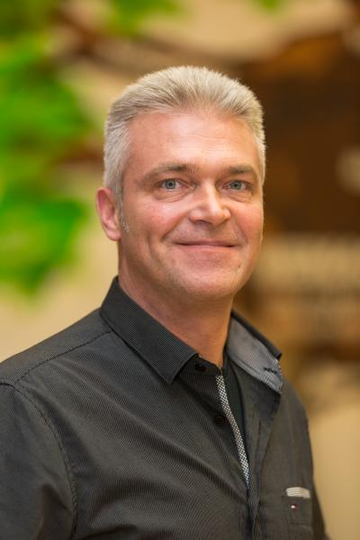 Kundenbeiratssprecher Sven Bänder