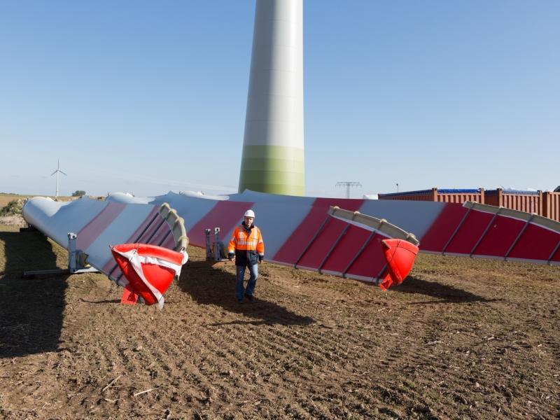 Projekt für Erneuerbare Energien in Kurzen Trechow