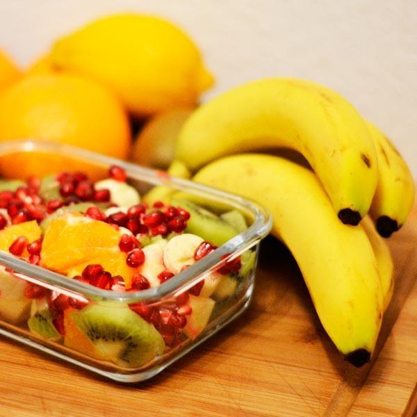 Obst schützt ihr Immunsystem