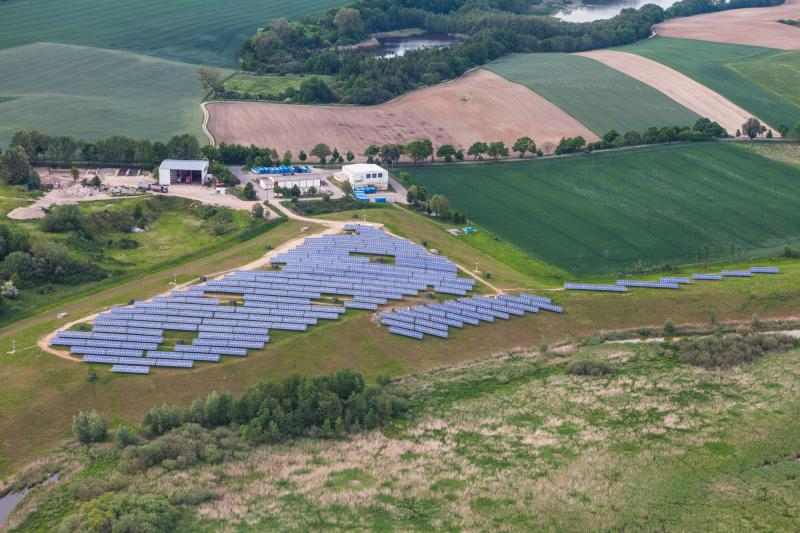Deponie Ihlenberg setzt auf erneuerbare Energien