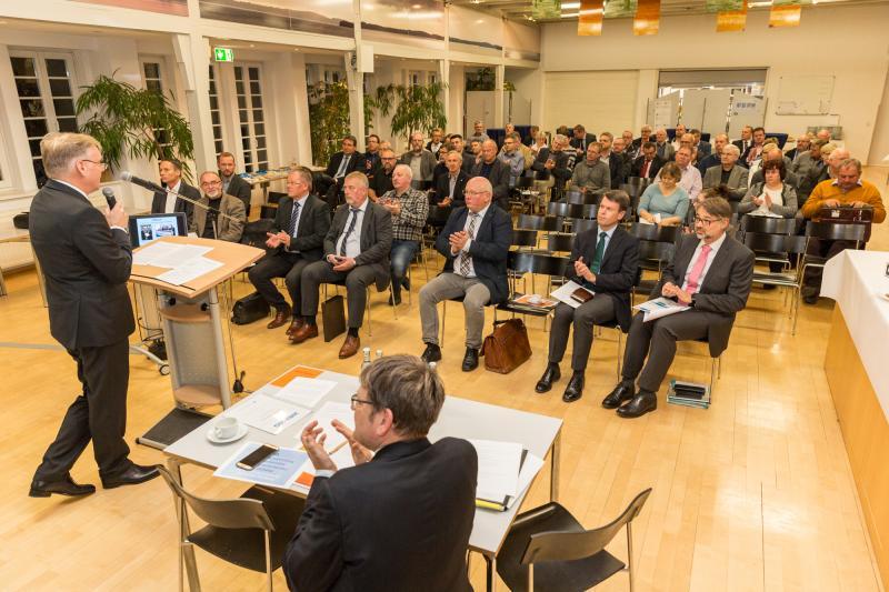 50. Verbandsversammlung des Kommunalen Anteilseignerverbandes der WEMAG