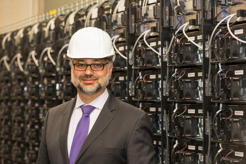 WEMAG Batteriespeicher Thomas Murche