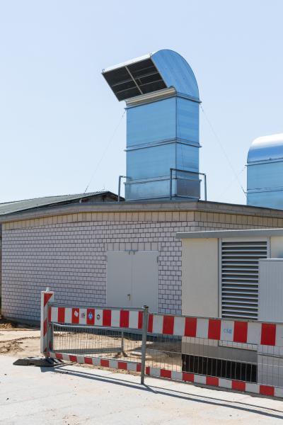 Mit Fernwärmeprojekt der WEMAG Energiedienste GmbH setzt Goldberg auf nachwachsende Rohstoffe