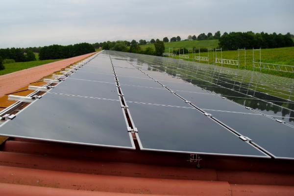 Die WEMAG Photovoltaikanlage in Pogez