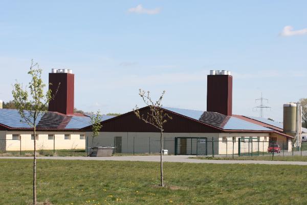 WEMAG Photovoltaikanlage in Sukow