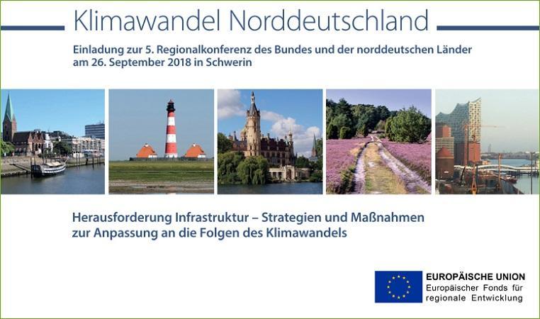 5. Regionalkonferenz Klimawandel Norddeutschland