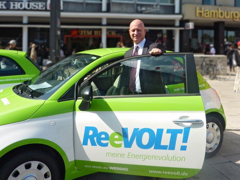 Sirri Karabag verkauft 70% seiner Elektroauto GmbH an den Energieversorger WEMAG