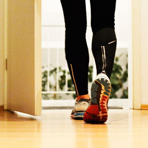 Sport hilft das Immunsystem zu stärken