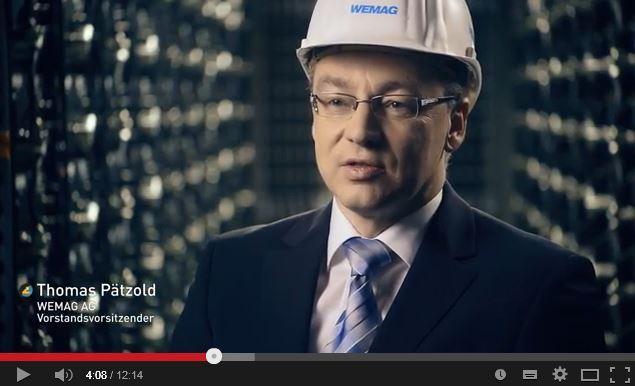 WEMAG-Vorstand Thomas Pätzold im Video zur Energiewende in Deutschland