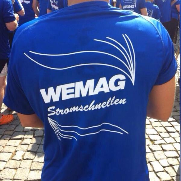 Trikot der WEMAG_Stromschnellen