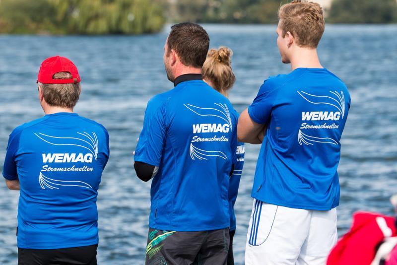 Die WEMAG beim Firmencup der Rudergesellschaft