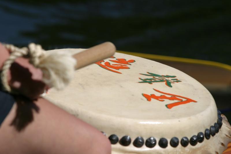 WEMAG-Stromschnellen sind beim Drachenbootfestival dieses Jahr wieder dabei