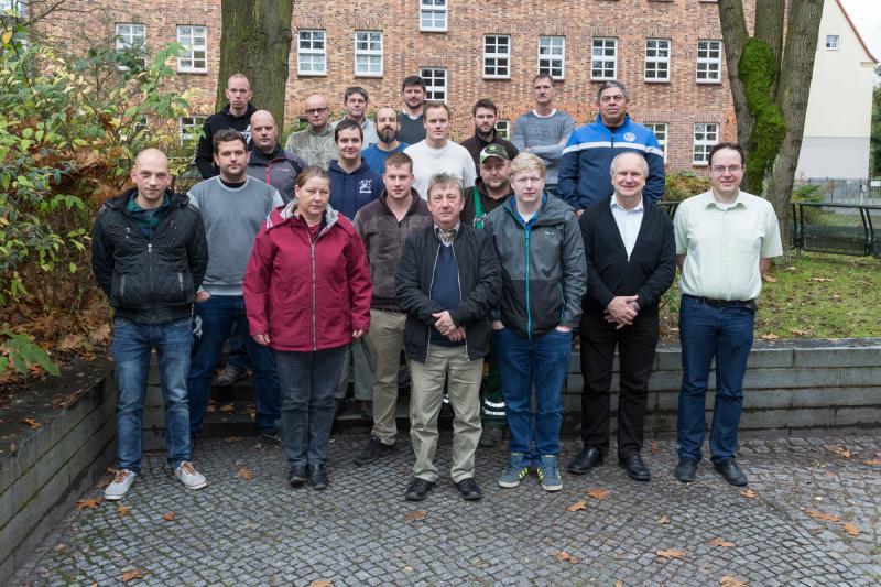 Zweites Biogasseminar bei der WEMAG in Schwerin