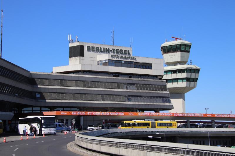 Der alte Flughafen Berlin Tegel wird bald zur Smart City umgebaut