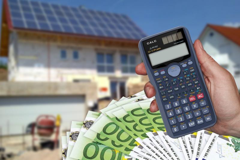 Durch eine Haussanierung Gasverbrauch senken und so Gaskosten sparen durch Haussanierung