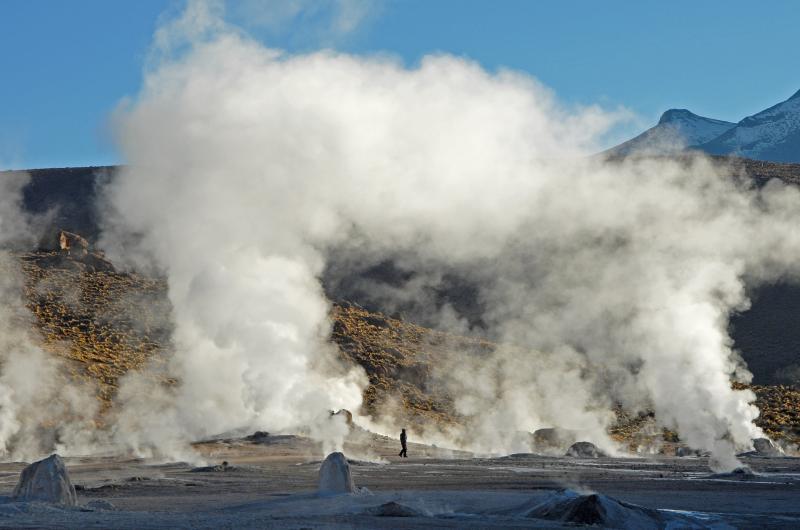 Geothermie - Wasserenergie aus dem Erdinneren