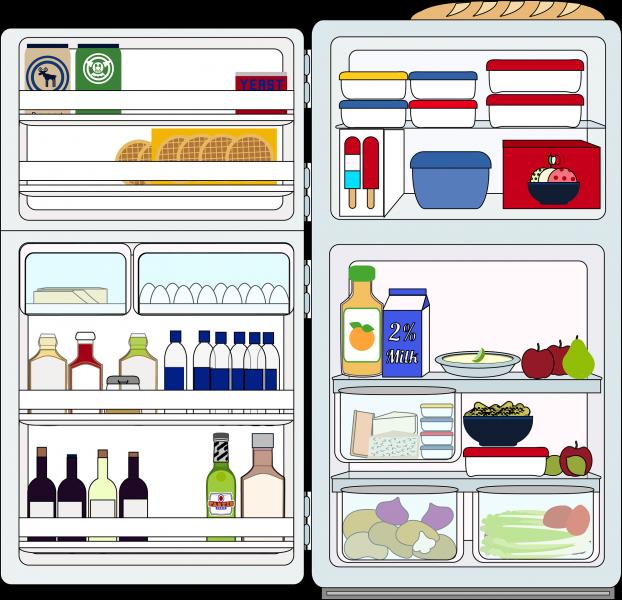 Kühlschrank richtig einräumen und so Strom sparen