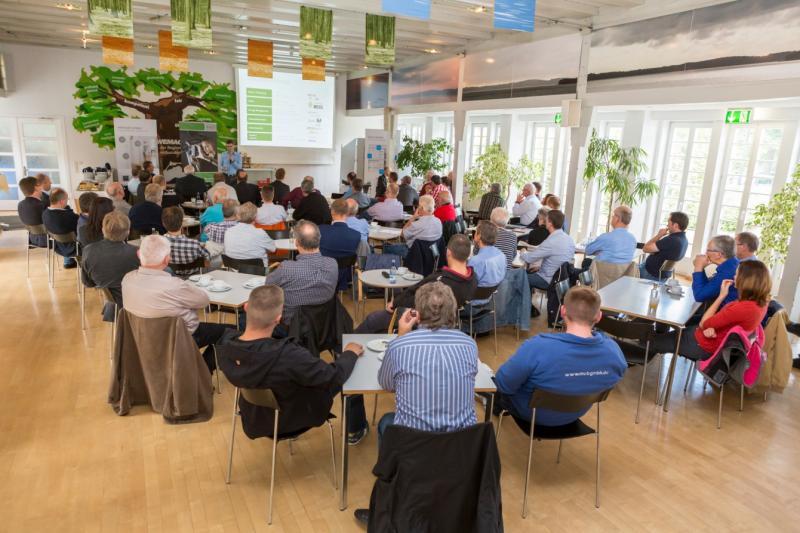 65 Teilnehmer nahmen an der Gemeinschaftsveranstaltung des VDE und derm-peG teil