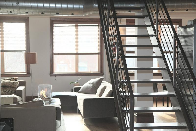 Stromverbrauch im 1-Personen Haushalt, meistens wie hier eine 2-Raum Wohnung