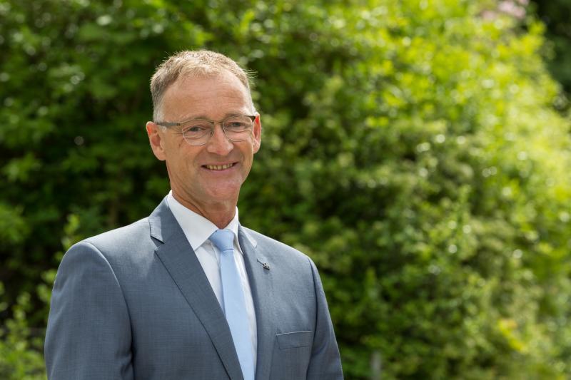 Volker Buck, neuer Geschäftsführer der WEMACOM Telekommunikation GmbH