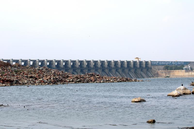 Staudamm - hier entsteht Wasserenergie