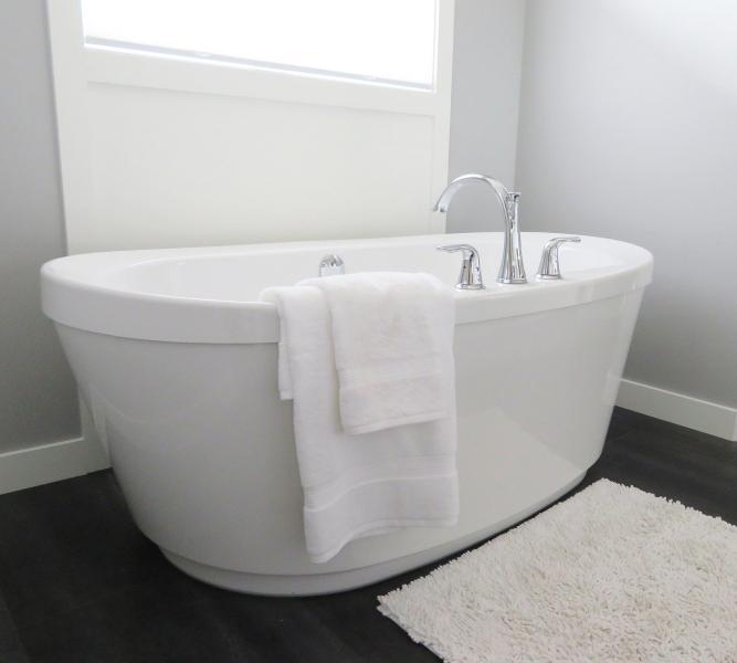 Wasserverbrauch - Größe der Badewanne ist entscheidend