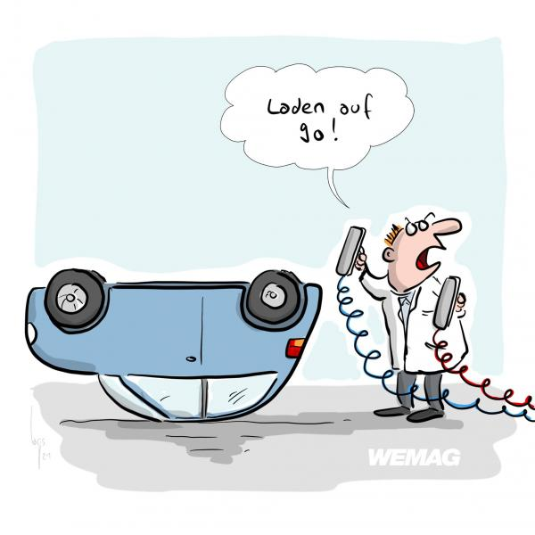 Elektroauto: Laden auf go