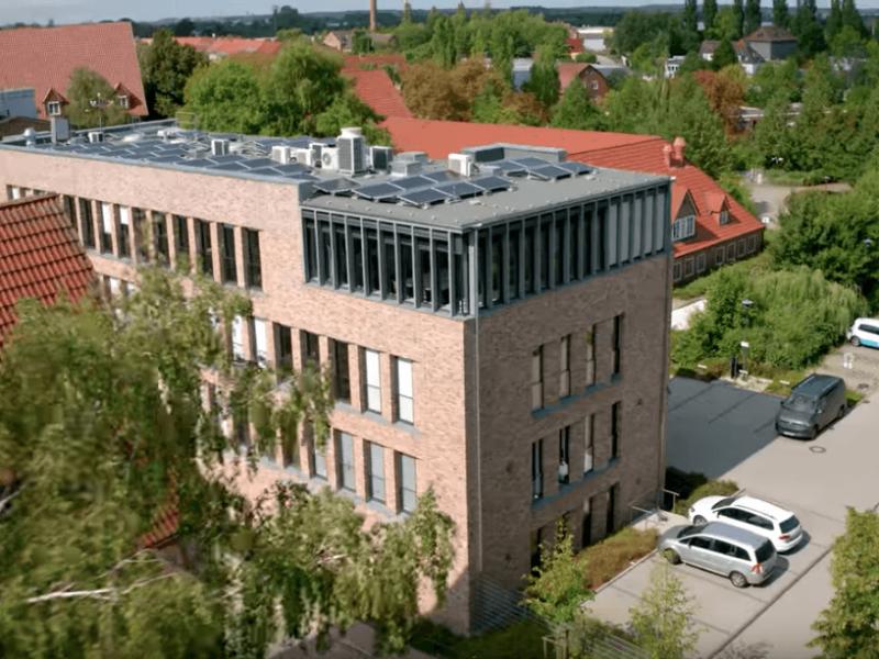 WEMAG Netzleitstelle Schwerin
